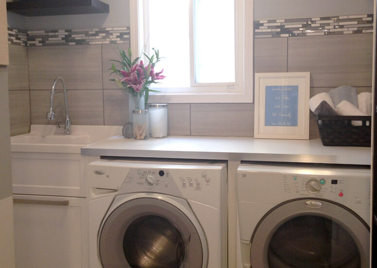 Project Santa: Laundry room reveal