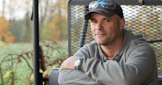 Talking life, business and DIY with Bryan Baeumler