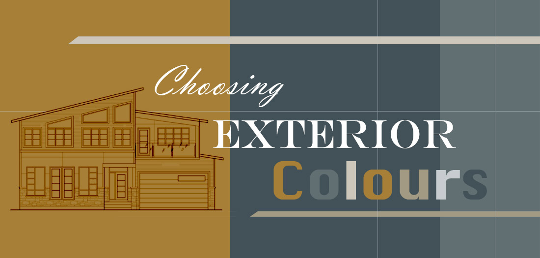 Design Week: The Exterior – Colour choice craziness!