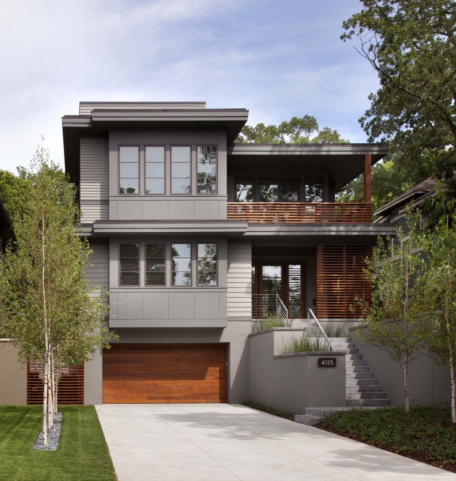 Linden Hills Contemporary - by Andrea Swan Architecture, Minneapolis, MN