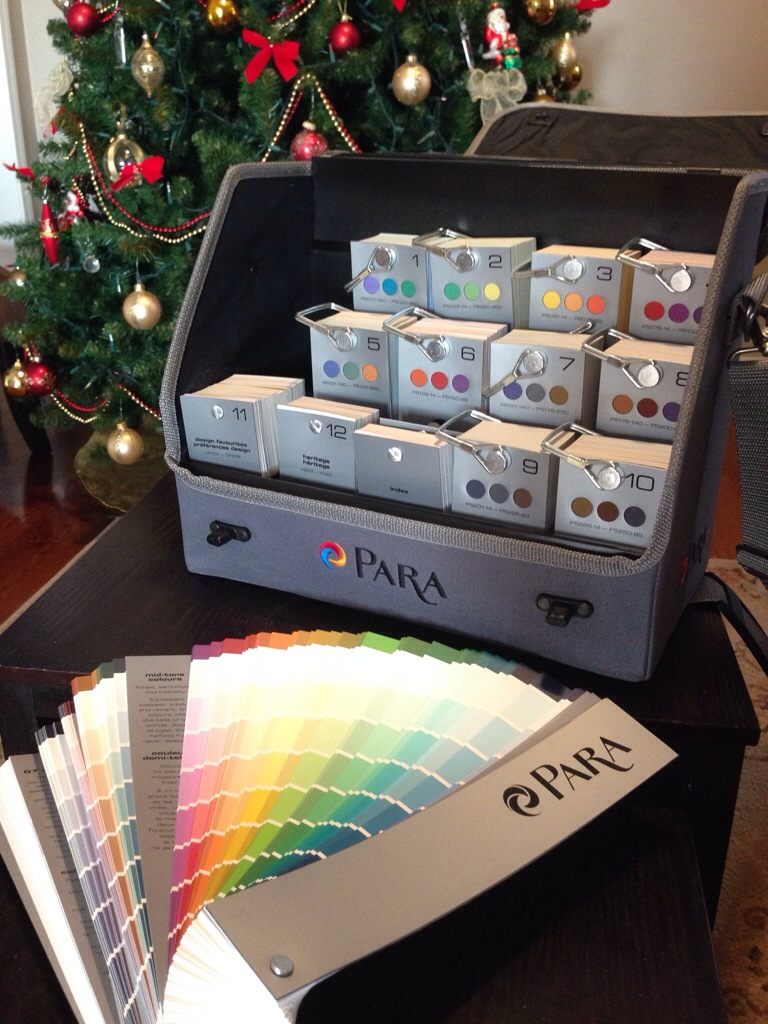 PARA Designer Kit - SO many colour choices!