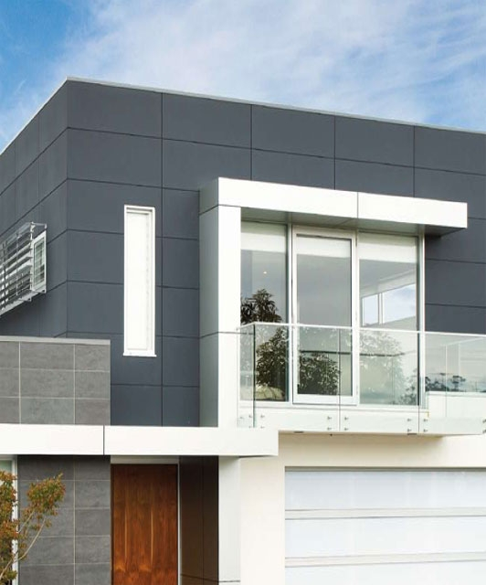 Design Week Achieving The Exterior Look The Dreamhouse Project