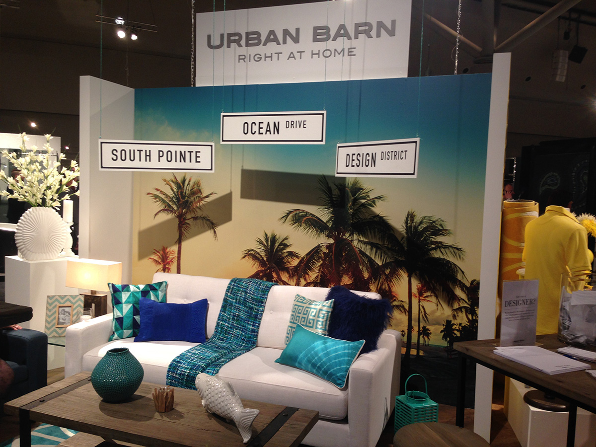 Urban Barn at IDS 2014