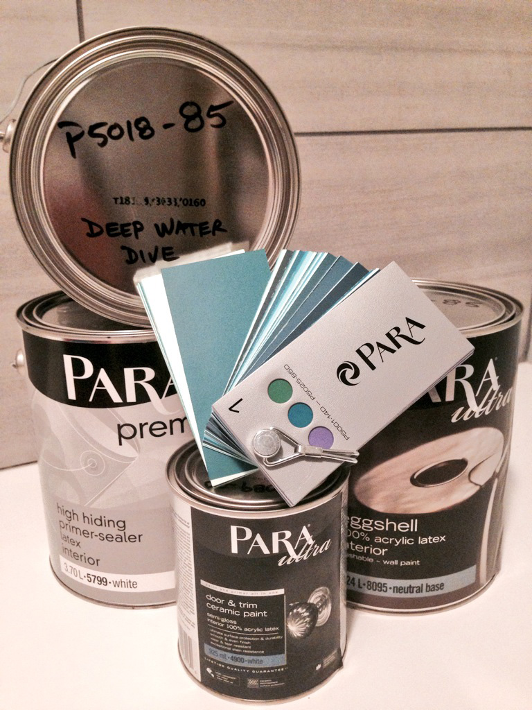 PARA Paint and swatches