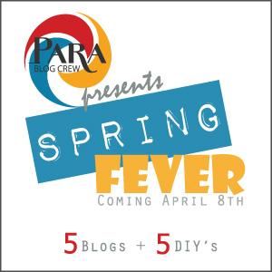 PARA Blog Crew SpringFever