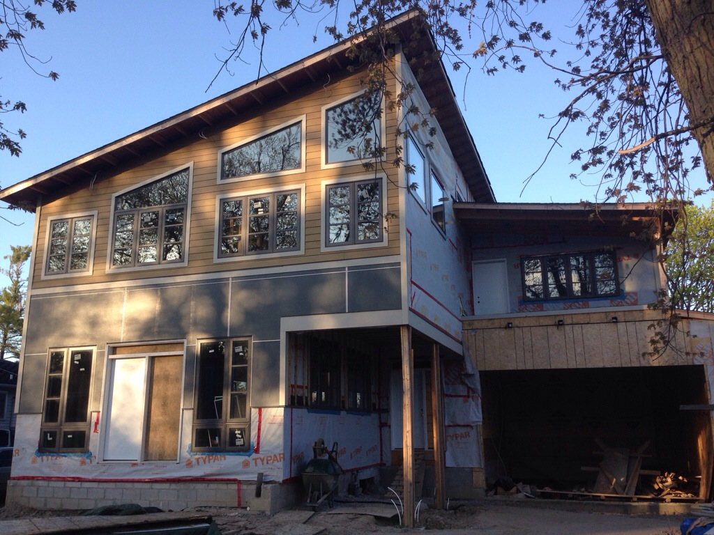 Dreamhouse update: Construction progress report