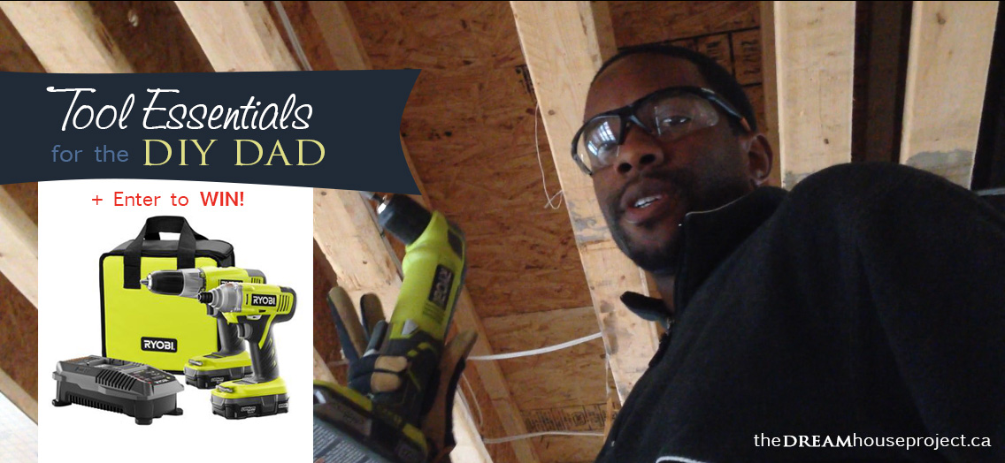 Tool essentials for the DIY Dad