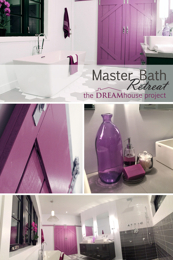 Master Bath Retreat   The Dreamhouse Project