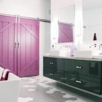 Bold & elegant master bath renovation - Master Bath Retreat | The Dreamhouse Project