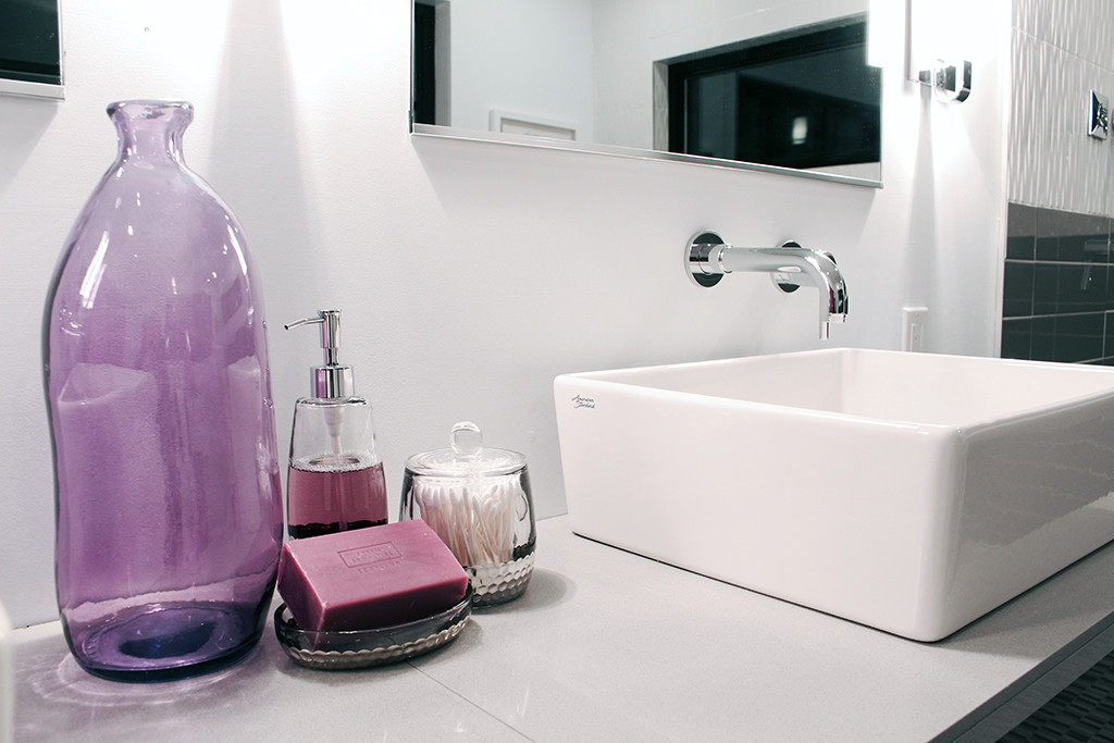 Accessories from Homesense - Master Bath Retreat   The Dreamhouse Project