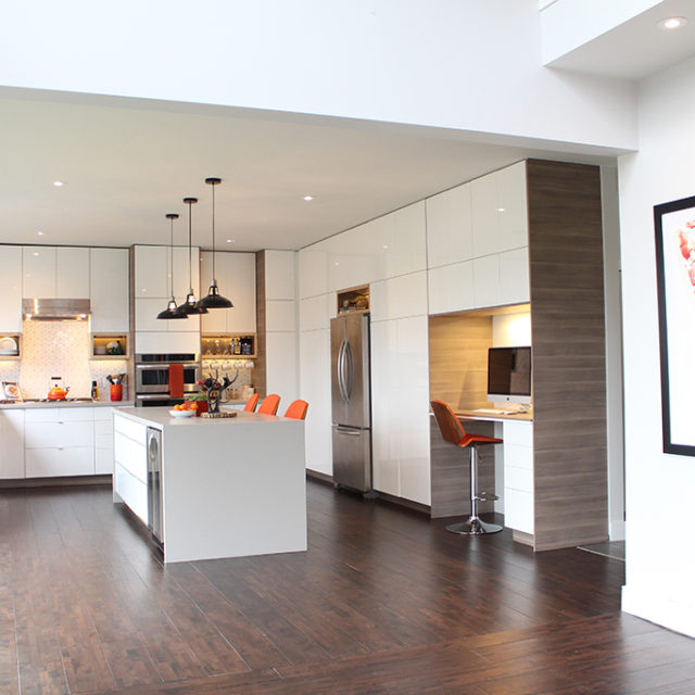 Revealing our Dream Kitchen