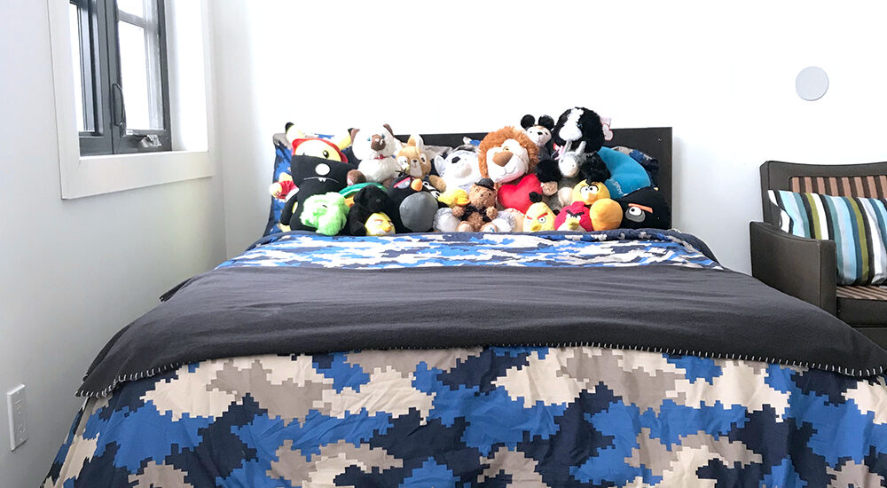 Boy's Bedroom Makeover: The before (ORC Week 1)
